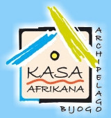 Hotel Kasa Afrikana Fishing Club on Bubaque island in Bijagos archipelago, Guinea Bissau
