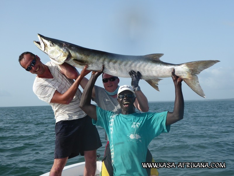Photos Bijagos Island, Guinea Bissau : Our best catches -