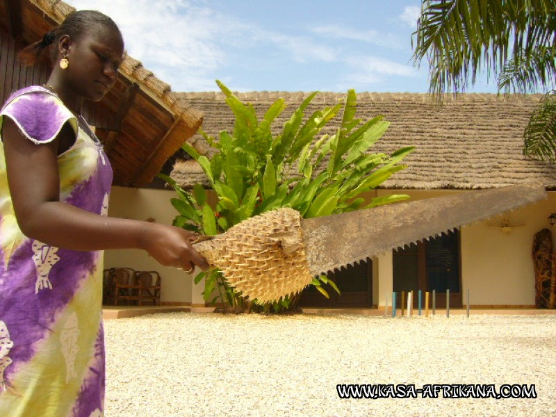 Photos Bijagos Island, Guinea Bissau : Picturesque - Sawfish...